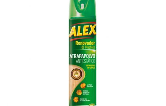 ALEX Atrapapolvo Antiestático Lima