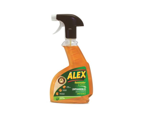 ALEX Limpiamuebles Antiestático