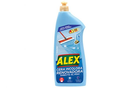 ALEX Cera Directo al Piso Superficies Frias
