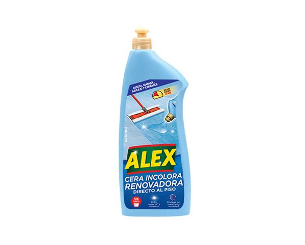 ALEX Cera Directo al Piso Superficies Frias
