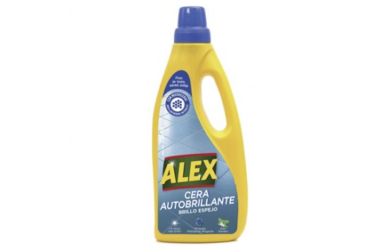 ALEX Cera para Superficies Frias