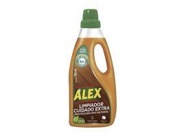 ALEX Limpiador para pisos de Madera Cuidado Extra