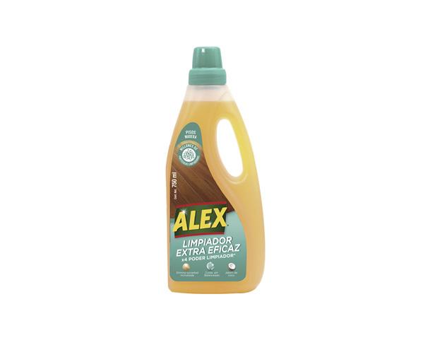 ALEX Limpiador para pisos de madera Extra Eficaz