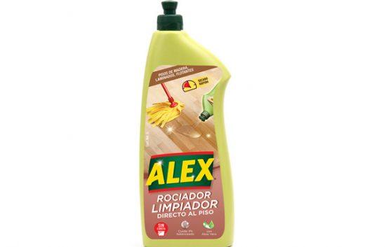 ALEX Alex Rociador Directo al Piso Madera y Laminados
