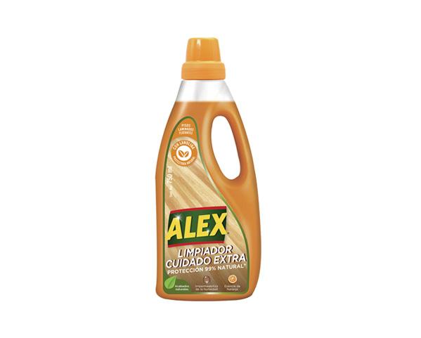 ALEX Limpiador pisos Laminados Cuidado Extra