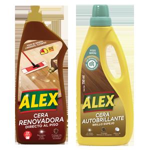 ALEX Cera Autobrillante y renovadora