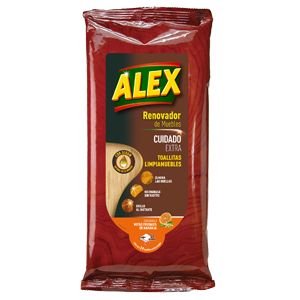 ALEX toallitas limpiadoras